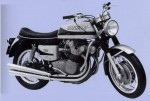 Мотоцикл 750GT (1971): Эксплуатация, руководство, цены, стоимость и расход топлива