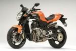 Информация по эксплуатации, максимальная скорость, расход топлива, фото и видео мотоциклов Brutale 989R (2008)
