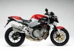 Информация по эксплуатации, максимальная скорость, расход топлива, фото и видео мотоциклов Brutale 1089RR (2008)