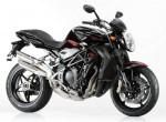 Информация по эксплуатации, максимальная скорость, расход топлива, фото и видео мотоциклов Brutale 1090R (2012)