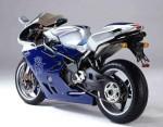 Информация по эксплуатации, максимальная скорость, расход топлива, фото и видео мотоциклов F4 750S (1998)
