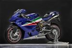 Информация по эксплуатации, максимальная скорость, расход топлива, фото и видео мотоциклов F4 Frecce Tricolor (2010)