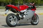 Информация по эксплуатации, максимальная скорость, расход топлива, фото и видео мотоциклов F4 1000S (2005)
