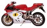 Информация по эксплуатации, максимальная скорость, расход топлива, фото и видео мотоциклов F4 1000 Ago (2005)