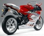 Информация по эксплуатации, максимальная скорость, расход топлива, фото и видео мотоциклов F4 1000 Corsa (2005)