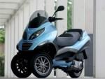 Мотоцикл MP3 125 (2006): Эксплуатация, руководство, цены, стоимость и расход топлива