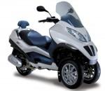 Мотоцикл MP3 Hybrid 125LT (2009): Эксплуатация, руководство, цены, стоимость и расход топлива