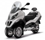 Мотоцикл MP3 LT 250 (2008): Эксплуатация, руководство, цены, стоимость и расход топлива