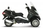 Мотоцикл MP3LT 300ie (2012): Эксплуатация, руководство, цены, стоимость и расход топлива
