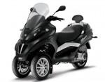 Мотоцикл MP3 400 ABS (2009): Эксплуатация, руководство, цены, стоимость и расход топлива