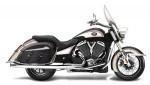 Информация по эксплуатации, максимальная скорость, расход топлива, фото и видео мотоциклов Cross Roads Classic LE (2012)