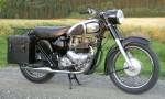 Мотоцикл Model 20 500 Spring Twin (1952): Эксплуатация, руководство, цены, стоимость и расход топлива