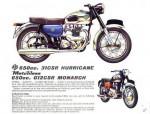 Мотоцикл Model 31 650 (1963): Эксплуатация, руководство, цены, стоимость и расход топлива