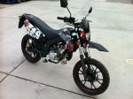 Мотоцикл JSM 50 Motard (2012): Эксплуатация, руководство, цены, стоимость и расход топлива
