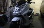 Мотоцикл Elite 350i (2012): Эксплуатация, руководство, цены, стоимость и расход топлива