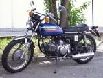 Мотоцикл SS 350 (1974): Эксплуатация, руководство, цены, стоимость и расход топлива