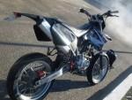 Мотоцикл PR4 200 SM (2010): Эксплуатация, руководство, цены, стоимость и расход топлива