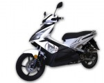 Информация по эксплуатации, максимальная скорость, расход топлива, фото и видео мотоциклов Sirio Hybrid 50 (2011)