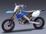 Информация по эксплуатации, максимальная скорость, расход топлива, фото и видео мотоциклов 450 Motard (2008)