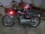 Мотоцикл CG 125 (2011): Эксплуатация, руководство, цены, стоимость и расход топлива