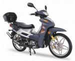 Информация по эксплуатации, максимальная скорость, расход топлива, фото и видео мотоциклов Sweet 125cc (2009)