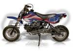 Мотоцикл BX50-DB Pee Wee (2009): Эксплуатация, руководство, цены, стоимость и расход топлива