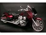 Мотоцикл G.T.X. Fairing 100 (2009): Эксплуатация, руководство, цены, стоимость и расход топлива