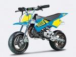 Мотоцикл Minimotard 2.6 (2006): Эксплуатация, руководство, цены, стоимость и расход топлива