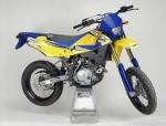 Мотоцикл WSM 50 M.Y. (2008): Эксплуатация, руководство, цены, стоимость и расход топлива