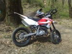 Мотоцикл WXE 50 (2008): Эксплуатация, руководство, цены, стоимость и расход топлива