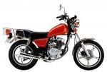 Мотоцикл BD 125-5A (2007): Эксплуатация, руководство, цены, стоимость и расход топлива