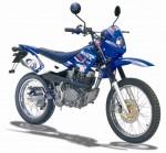 Мотоцикл Mecha 125 (2008): Эксплуатация, руководство, цены, стоимость и расход топлива