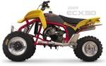 Мотоцикл ECX50 (2009): Эксплуатация, руководство, цены, стоимость и расход топлива