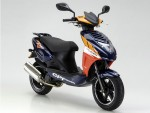 Мотоцикл Oliver Sport 50 (2006): Эксплуатация, руководство, цены, стоимость и расход топлива