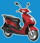 Мотоцикл Delfino 125 (2011): Эксплуатация, руководство, цены, стоимость и расход топлива