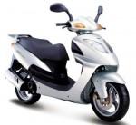 Мотоцикл NS 125 DLX (2004): Эксплуатация, руководство, цены, стоимость и расход топлива