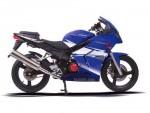 Мотоцикл Roadwin R 125 FI (2009): Эксплуатация, руководство, цены, стоимость и расход топлива