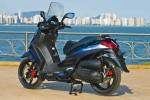 Мотоцикл Citycom 300i (2011): Эксплуатация, руководство, цены, стоимость и расход топлива