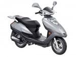 Мотоцикл Smart 125 (2010): Эксплуатация, руководство, цены, стоимость и расход топлива