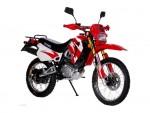 Мотоцикл LS200 (2008): Эксплуатация, руководство, цены, стоимость и расход топлива
