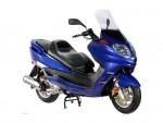 Мотоцикл Turista 300 (2011): Эксплуатация, руководство, цены, стоимость и расход топлива