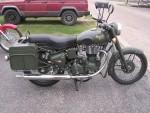 Информация по эксплуатации, максимальная скорость, расход топлива, фото и видео мотоциклов Military 500 (2004)