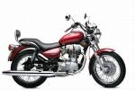 Информация по эксплуатации, максимальная скорость, расход топлива, фото и видео мотоциклов Thunderbird 350 (2008)