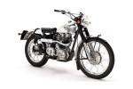 Информация по эксплуатации, максимальная скорость, расход топлива, фото и видео мотоциклов Trials Scrambler (2006)