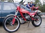 Мотоцикл 125 Strada LC (1985): Эксплуатация, руководство, цены, стоимость и расход топлива