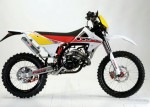 Мотоцикл Caballero Racing Regolarita Competizione 125 (2010): Эксплуатация, руководство, цены, стоимость и расход топлива
