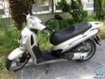 Мотоцикл Mosquito 125 (2009): Эксплуатация, руководство, цены, стоимость и расход топлива