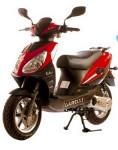 Информация по эксплуатации, максимальная скорость, расход топлива, фото и видео мотоциклов Tiesse 50 4T (2009)