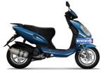 Мотоцикл Tiesse Four 50 4T (2010): Эксплуатация, руководство, цены, стоимость и расход топлива