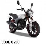 Мотоцикл Code X 200 (2012): Эксплуатация, руководство, цены, стоимость и расход топлива